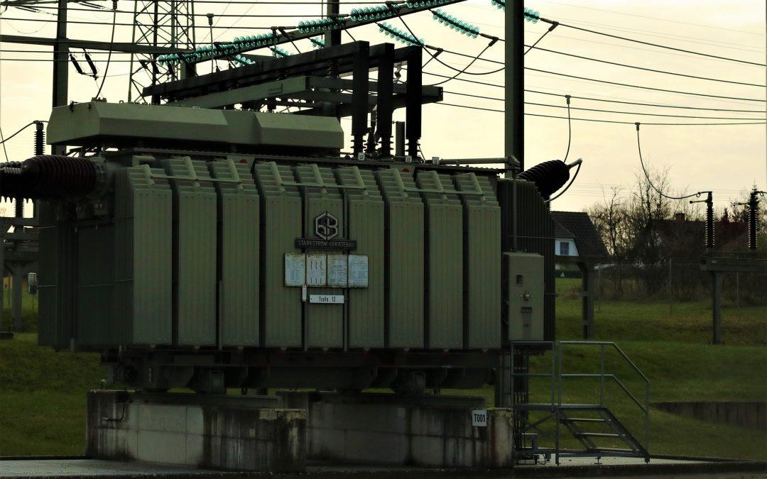 Demontage & Entsorgung – Netztransformatoren